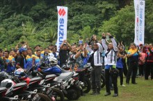 Suzuki Bike Meet Cibodas 2017 16 P7